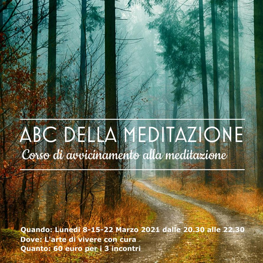 ABC MEDITAZIONE
